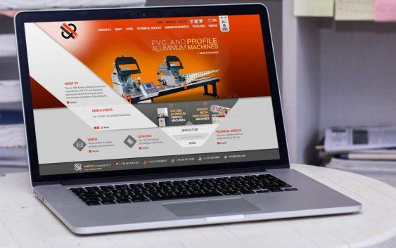 Bursa firmalarından Baertec Machinery Web Sitesini Yeniledik: Silüet web ve grafik tasarım ajansı