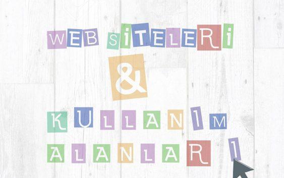 Web siteleri ve kullanım alanları: Silüet web ve grafik tasarım ajansı
