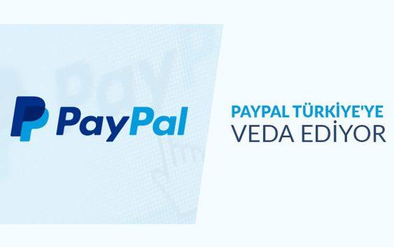 Paypal Türkiye'ye veda ediyor: Silüet web ve grafik tasarım ajansı