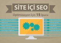 Site-İçi SEO: 15 ipucu
