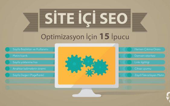 Site içi SEO: Silüet web ve grafik tasarım ajansı